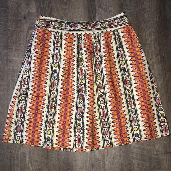 Trina Turk Dresses & Skirts - Trina Turk Tribal/Geometric Skirt